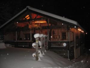 Kelobar im Winter